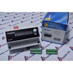 module pour la commande et l'automatisation de 4 zones de chauffage et 4 thermostats différents