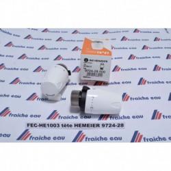 modèle de remplacement des têtes TA CONTROL  en filetage M 28 de vanne de radiateur HEMEIER pour le chauffage