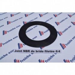 """joint NBR tissé pour épaulement de bride filetée  6/4"""" - ø"""