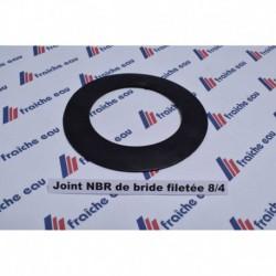 """joint NBR tissé pour épaulement de bride filetée  8/4"""" - ø"""