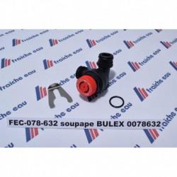 soupape de securite  3 bars BULEX   0020078632 à seraing et verviers