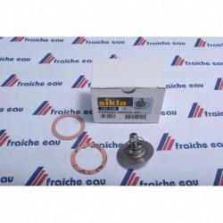 anti thermo siphon pour installation de chauffage et sanitaire , flow valve, clapet anti retour
