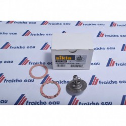 flow valve / anti retour / thermo stop  EURO INDEX  de circulateur écrou 5/4""