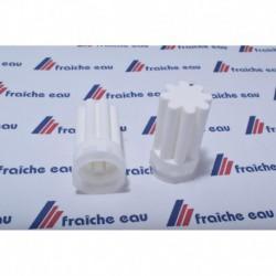 tamis de filtre mazout OVENTROP blanc grain 35 µm