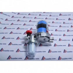 AFRISTO ,TIGER LOOP ,filtre mazout floco- top dégazeur pour système d'aspiration fioul mono tube