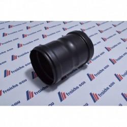 manchon FF de 80 mm à joint pour faire une jonction étanche de 2 tubes à binche, liège seraing