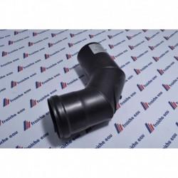 coude à 90°, courbe avec regard / accès pour l'inspection ou le ramonage  à andenne, tubize, st ghislain,