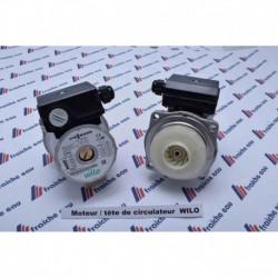 moteur de remplacement pour circulateur WILO 25/4  à ottignes, nivelles, charleroi,mons, Bruxelles et liège
