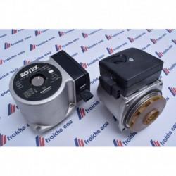 moteur de circulateur  GRUNDFOS ROTEX de 70 à 90 watts