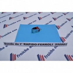 sonde de t° RAPIDO / FERROLI /  type CNT 550991
