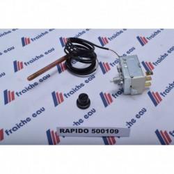 securite de surchauffe  STB RAPIDO  110° -500109 belgique , chatelet