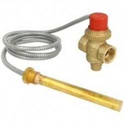 remplissage automatique du circuit de chauffage en eau froide  en cas de coupure de courant dans le poêle / chaudière au bois