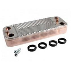 remplacement de l'échangeur à plaques BULEX  S 1005800, SAUNIER DUVAL  échangeur thermique en France