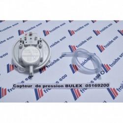 pièces détachées, capteur de pression ,  détecteur de pression BULEX  pressostat 05169200