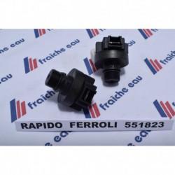 pièces détachées : capteur , détecteur de pression numérique pour chaudière RAPIDO FERROLI , pressostat