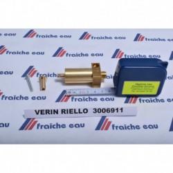 verin de brûleur RIELLO 3006911  pour la régulation du clapet d'air à nivelles, Arlon, Louvain, Hasselt, Genk, Huy