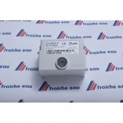 relais de combustion fuel, bloc électronique DANFOSS OBC 82-10