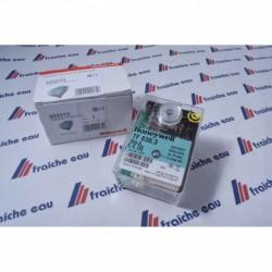 utilisé pour le remplacement du relais SATRONIC  TF 830-1, il est résistant  à la sous tension , automate de combustion brûleur