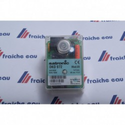 relais SATRONIC  DKO 972 N mod 05