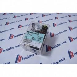 relais SATRONIC  honeywell  TF801 ce relais est en fin de production