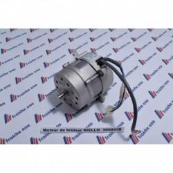 moteur de brûleur RIELLO sans  condensateur 3008938 -90 watts