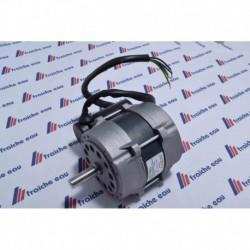 moteur de brûleur universel , puissance 110 watts ,sens de  rotation réversible livré avec  condensateur