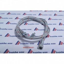 flexible orignal de raccordement de pompe pour brûleur WEISHAUPT
