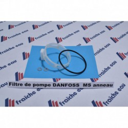 filtre de pompe DANFOSS type MS + joint thorique ( anneau )