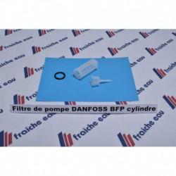 filtre , tamis de pompe DANFOSS type BFP pour le brûleur fioul