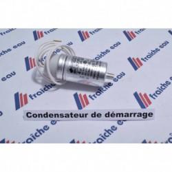 condensateur de démarrage pour moteur électrique