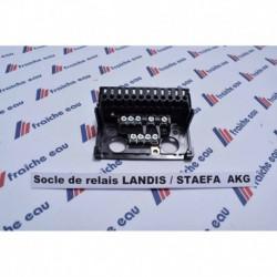 socle pour relais LANDIS STAEFA  AKG 410 413 450
