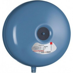 vase d'expansion de chauffage PNEUMATEX STATICO membrane butyle 12 litres préchargé à 1,5 bars