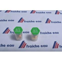gicleur DANFOSS cône HLE -SLE de 60°-80° de 0,65 à 0,75 gal/h avec système anti goutte breveté
