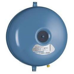 vase d'expansion sanitaire ADF12 /10 vessie butyle de qualité alimentaire préchargée 3,5 bars  à l'azote
