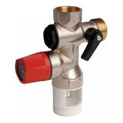groupe  de sécurié 3/4 sanitaire pour boiler et chauffe eau électrique réglé à 7 bars
