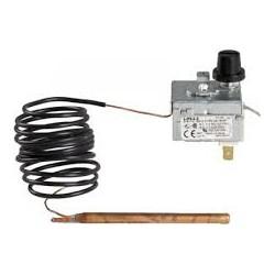 aquastat, thermostat, sonde de sécurité à réarmement manuel chaudière saint roch couvin  100035983