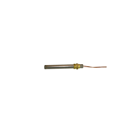 bougie RAVELLI 136 mm 250 watts, résistance d'allumage à incandescence , résistance de démarrage