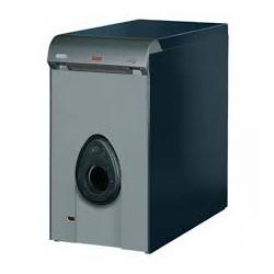 chaudière en fonte à haut rendement   RIELLO 23 kw TREGI 3 basse température, triple parcours de fumées , sans tubage cheminée