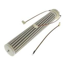 résitance STEATITE boiler ATLANTIC /BULEX type 3255046 ø52 / 2400 watts monophasé, pour chauffe eau électrique