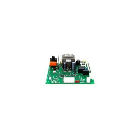 platine, circuit imprimé SAINT ROCH BIC 336, carte imprimée de commande de chaudière  ZAEGEL HELD