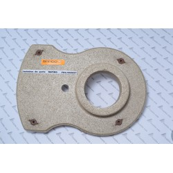 isolation de porte RAPIDO 502227 , isolant vermiculite de porte foyer de chaudière au mazout  DEVILLE