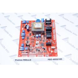 platine , print RIELLO 4052185 pour chaudière résidence condens , remplace le circuit imprimé 200008307 et 4366332