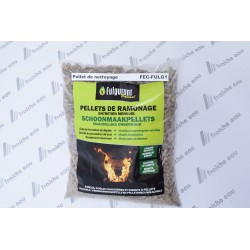 granulé de nettoyage FULGURANT pellets de ramonage, pellet d'entretien de poele à granulé