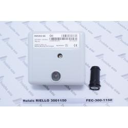 relais , bloc de contrôle RIELLO 3001150 , manager  503 SE , controlbox pour brûleur à fioul de chauffage