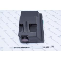 relais, régulateur électronique de combustion RIELLO 552 SE  pour brûleur mazout de la série  RG