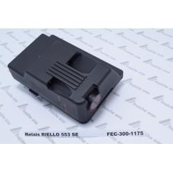 automate, relais  553 SE pour brûleur RIELLO assure le bon fonctionnement du brûleur