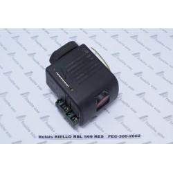relais, coffret de sécurité RIELLO RBL 599 RES , automate de combustion 3002662, bloc de contrôle de brûleur