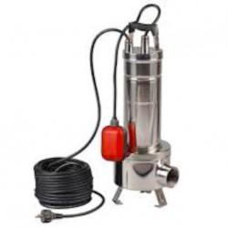pompe pour eau chargée DAB FEKA turbine vortex  inox 550 MA avec flotteur pompe submersible automatique