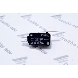 micro switch CELC000327, détection de la position du brûleur micro interrupteur de la chaudière BIOCLASS