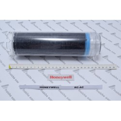 filtre charbon actif végétal naturel HONEYWELL type RC-AC avec joint plat, manchette de filtration à charbon granulaire